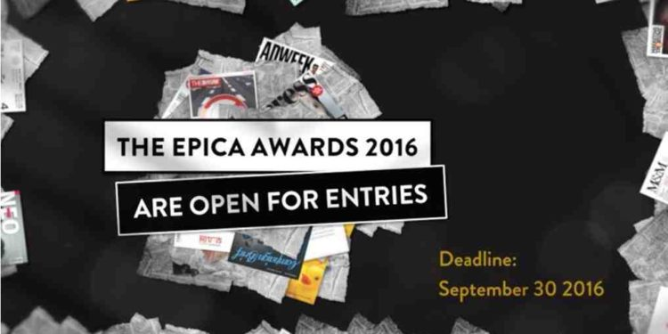 The 30th Epica Awards are open for entries