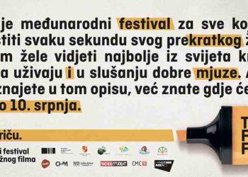 Cut the story short – campaign by Bruketa&Žinić OM for Tabor Film Festival