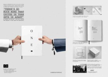 After the bronze, New Moment picks up silver at Epica Awards for The One Book for Peace