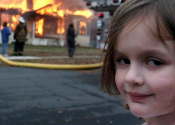 Znate li vi priču iza jednog od najpoznatijih memea interneta, Disaster Girl?