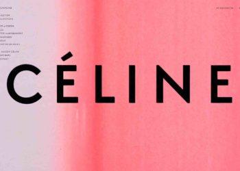 Modna kuća Celine ušla u e-trgovinu sa sofisticiranim, minimalističkim sajtom