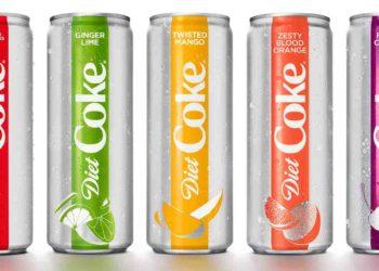 Diet Coke se nada da će novim rebrandingom privući milenijalce 3