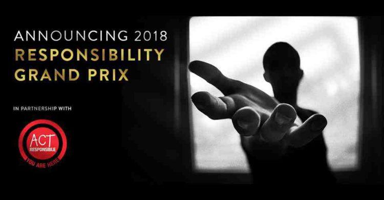 Epica Awards announces Responsibility Grand Prix