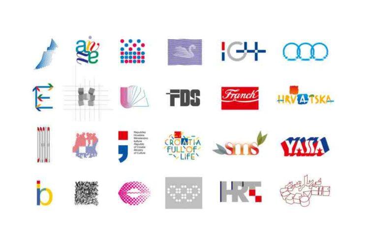 Exhibition by Boris Ljubičić: The Singularity of Plural – Symbol, Sign, Logo, Brand