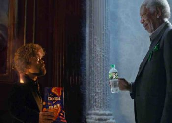 "Morgan Freeman i Peter Dinklage u ""vatreno-ledenom"" oglasu za Doritos i Mountain Dew"