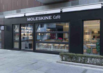 Moleskine otvorio brendirani cafe u Kini kako bi privukao tamošnju kreativnu zajednicu