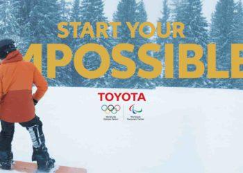 Paraolimpijski snowboarder je zvijezda Toyotine nove 'Start Your Impossible' kampanje