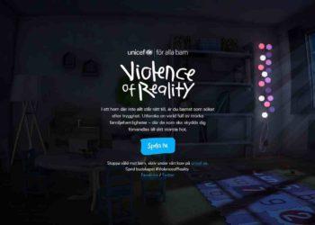 UNICEF-ova interaktivna igra tjera vas da iskusite porodično nasilje iz perspektive djeteta