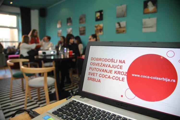 Coca-Cola sistem predstavio jedinstveni digitalni magazin – Coca-Cola Srbija