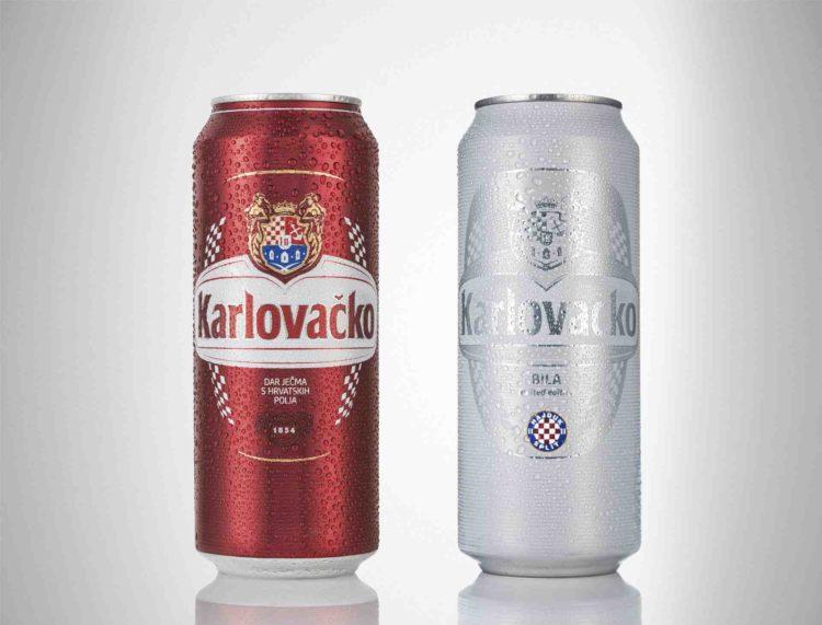 Karlovačko pivo odreklo se crvene boje zbog Hajduka
