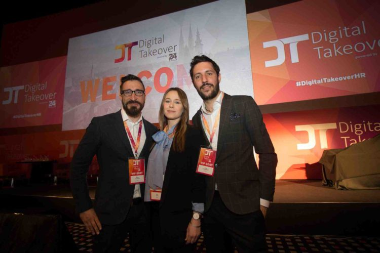 Digital Takeover conference presents a rich program