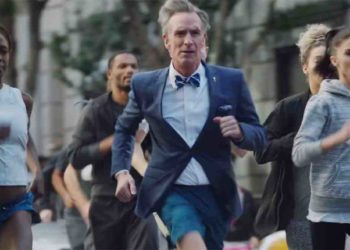 Samo trkači mogu spasiti svijet u ovom zabavnom filmiću katastrofe iz Nike-a