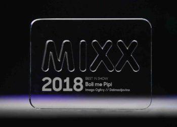 """MIXX Best in Show za """"Boli me Pipi"""" kampanju Dalmacijavina i agencije Imago Ogilvy"""