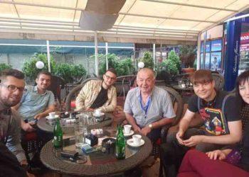 """Dnevnik jednog metuzalema #110: na Branding konferenciji smo Adnan i ja imali """"svoju"""" društvenu mrežu"""