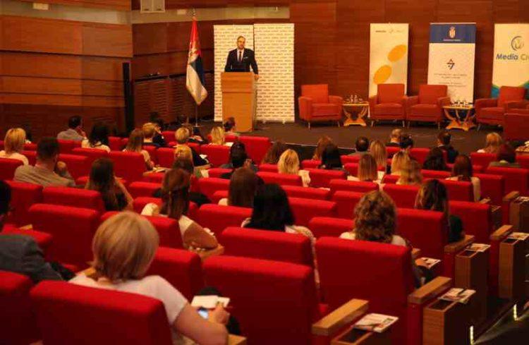 Klub narodnih poslanika u Beogradu ugostio treće izdanje međunarodne FOCUS konferencije 2
