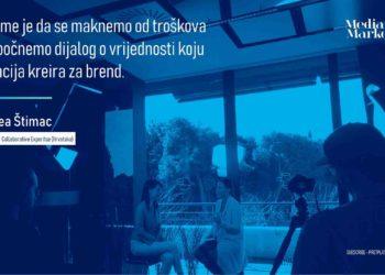 Media Marketing VIDEO: Danas u 12:00h razgovaramo sa Andreom Štimac