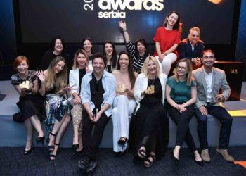 Uspeh za kampanje The Coca-Cola Company, Koncern Bambi i Ahold Delhaize na drugom Effie Awards Serbia