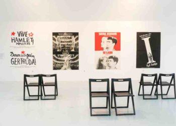 """Izložba """"Krivotvorine, dezinformacije i smrznute slike – Dizajn Dalibora Martinisa 70-ih i 80-ih"""" u Puli 1"""