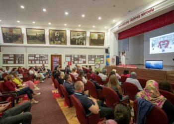 Creative Republic conference held in Bihać 13
