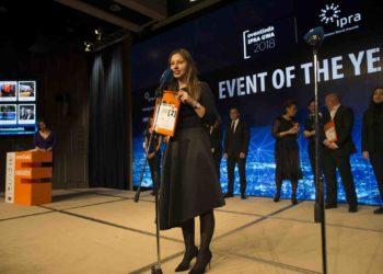 Future Tense u Moskvi osvojio drugo mjesto u kategoriji event godine 1