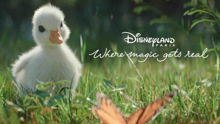 BETC stvorio jednu novu bajku sa malim pačetom za Disneyland Paris