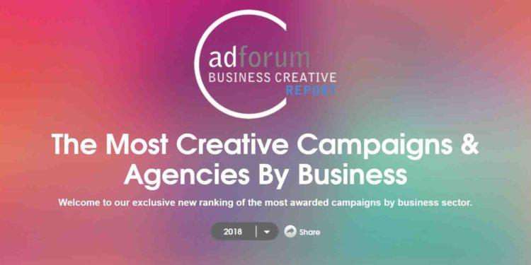 AdForum predstavio svoj posebni Business Creative Report
