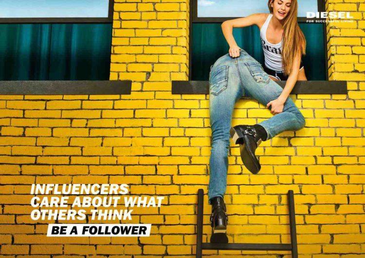 Diesel and Publicis empower followers to start their SIDE:BIZ