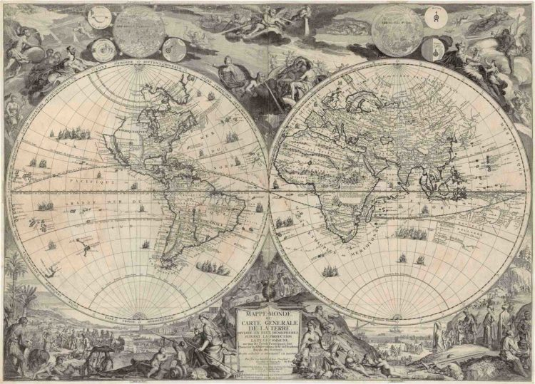 Novi pogled na planetu Zemlju: Zašto je kultura važnija od geografije 5