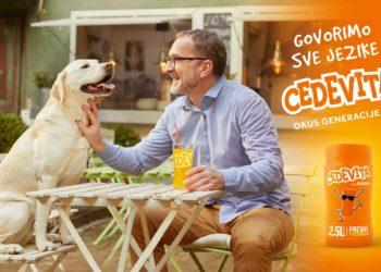 Cedevita predstavila novu kreativnu platformu, a s njom i glas generacije CE 1