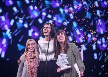 Martina Ukić and Ana Tavić of Studio Sonda win Young Lions Croatia 1