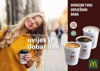 Nova kampanja agencije Innovo DDB: McDonald's kava – sponzor tvog uspješnog dana!