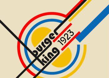 Designers give modern logos a Bauhaus look 1