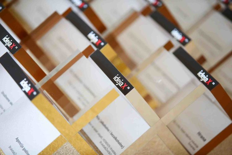 Rekordan broj prijava na natjecanju IdejaX