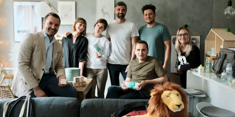 Foto: Neven Kružljak, Rona Žulj NOIR, Petra Radnić, Goran Ivanišević, Nevio Marasović, Irena Mevar i Alen Grozaj.