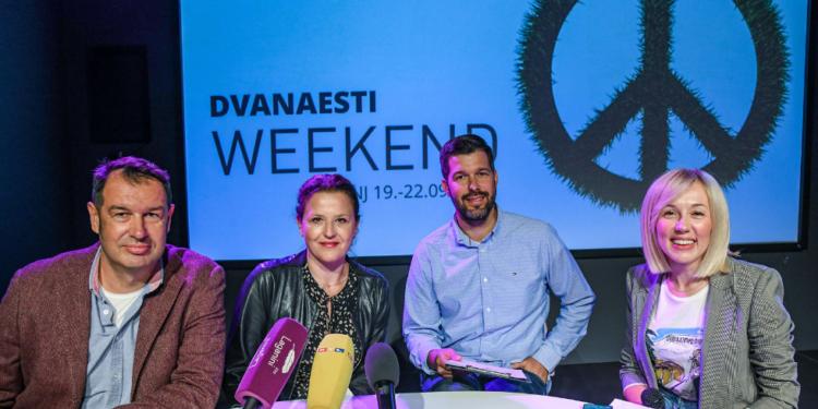 Foto: Boris Kovaček, Irena Kregar Šegota, Nikola Vrdoljak i Martina Pintarić